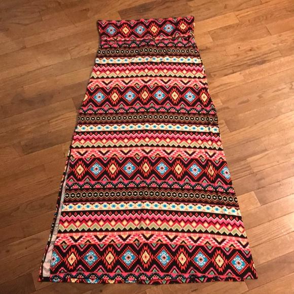 eye candy Dresses & Skirts - NWOT strapless maxi dress